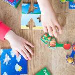Little Puzzle Fingures