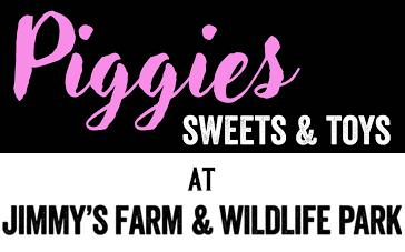 Piggies at Jimmy's Farm